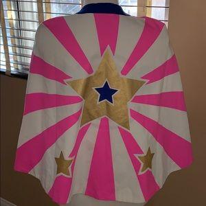 Cat & Jack Superhero Kids Dress Up Play Cape